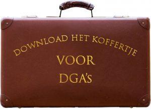 Download het koffertje voor DGA's