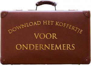 Download het koffertje voor ondernemers