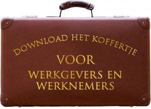 Download het koffertje voor werkgevers en werknemers
